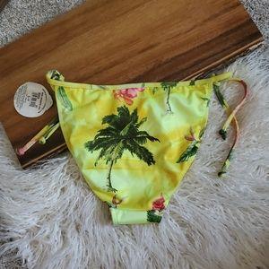 NWT Body Glove Tropical Bikini Bottom